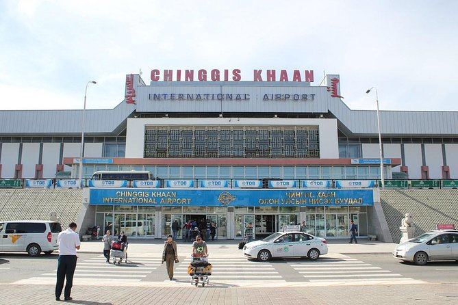 Pick up Chingis Khaan Airport to Drop off hotel in Ulaanbaatar