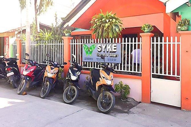 Motorbike and Bicycle Rentals Bantayan Island