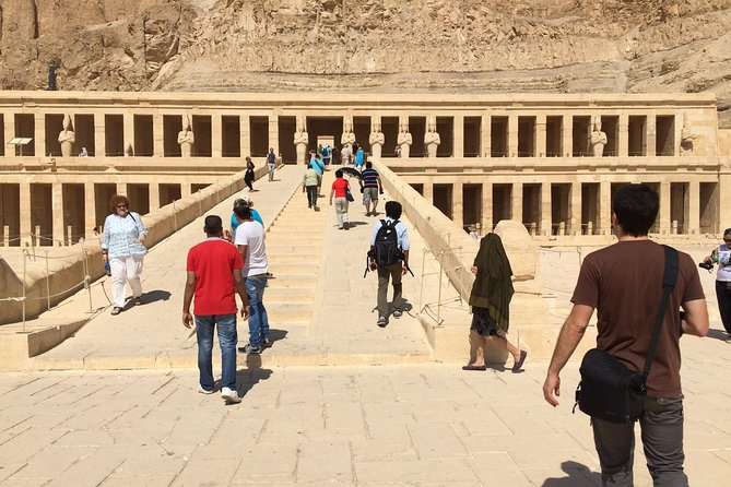 Full-Day Tour of the East & West Banks of Luxor