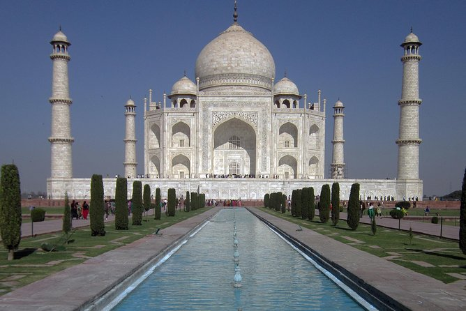 Private same day Taj Mahal From Jaipur