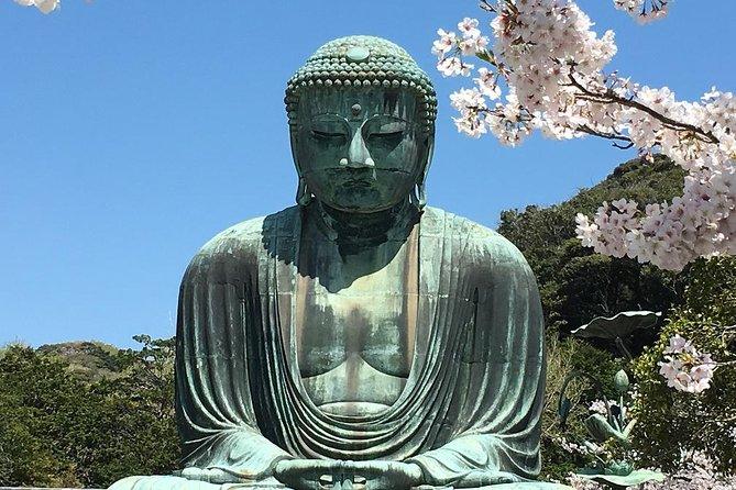 Private Tour to see Highlights of Kamakura, Enoshima, Yokohama from Tokyo