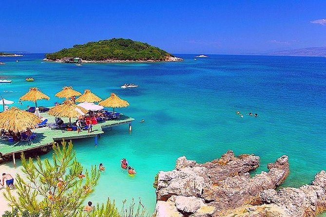 Exclusive Holiday Package: Enjoy Beautiful Ksamil, Albania