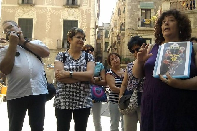 Esoteric & Spiritual Private Tour of Barcelona
