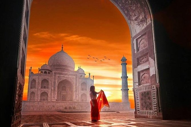 Private same day Weekend tour of taj mahal ( saturdays And sundays special)