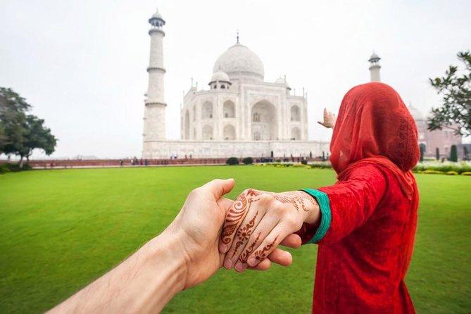 1 night delhi 1 Night Agra tour Including Taj mahal and Delhi local Sightseeing