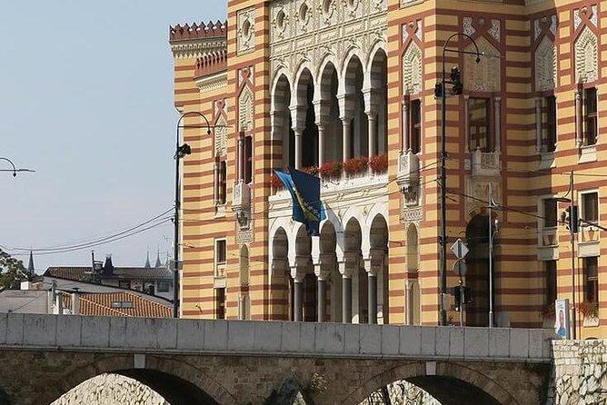 "3 days Tour ""Magical Sarajevo"""