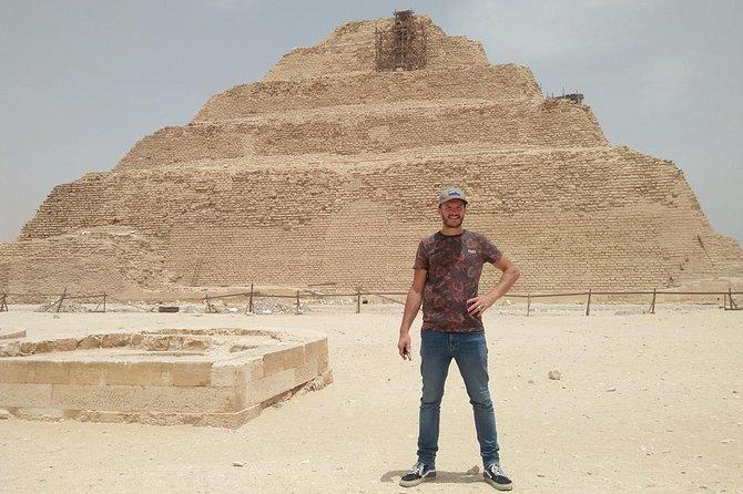 Saqqara Day Tour