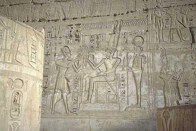 Luxor Day Tour To Habu Temples,valley Of The Worker & Valley Of The Queens