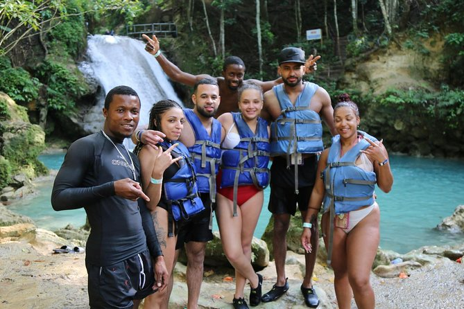 Blue Hole Excursion From Montego Bay/Lucea