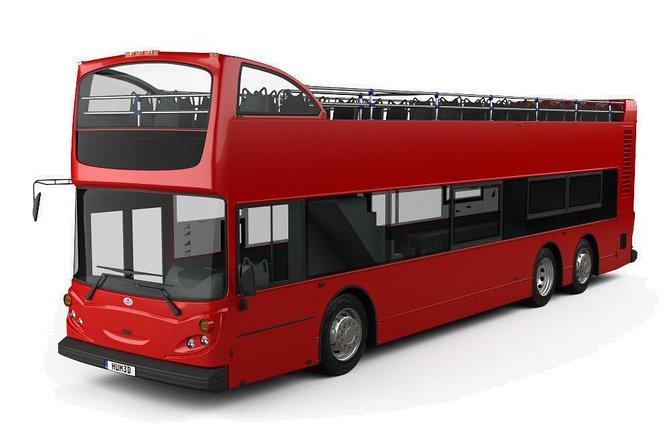 VISIT SERBIA: Belgrade Open Top Bus Tour