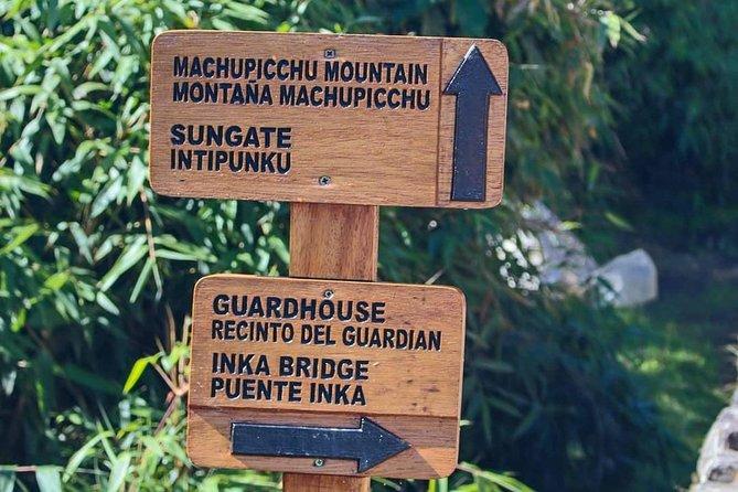Visit Machu Picchu and Machu Picchu Mountain in 1 Day