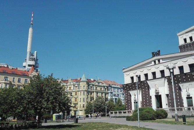 Prague Tower Observation Deck Tour Entry 5 PM