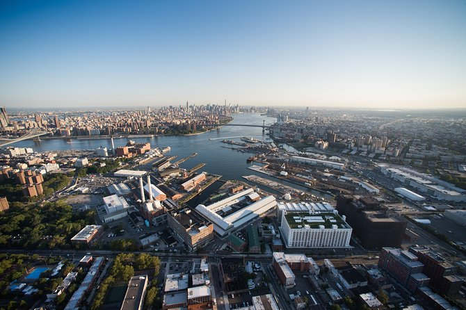 2-Hour Guided Historical Tour of Brooklyn Navy Yard