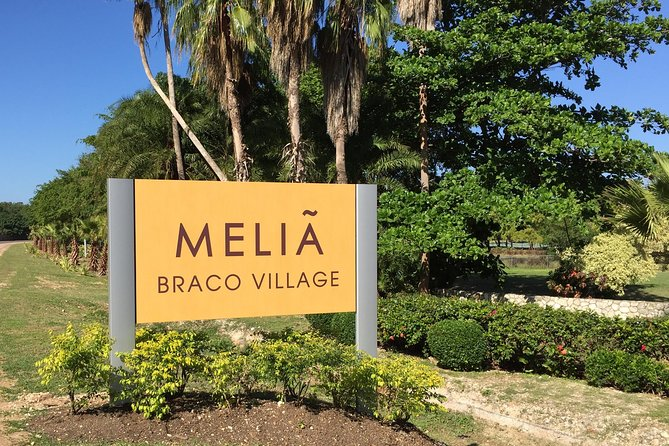 Private Transfer To Melia Braco Village(MBJ)