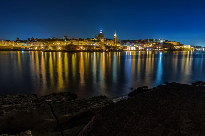Malta under the stars guided tour of Valletta Waterfront, Rabat & Mdina