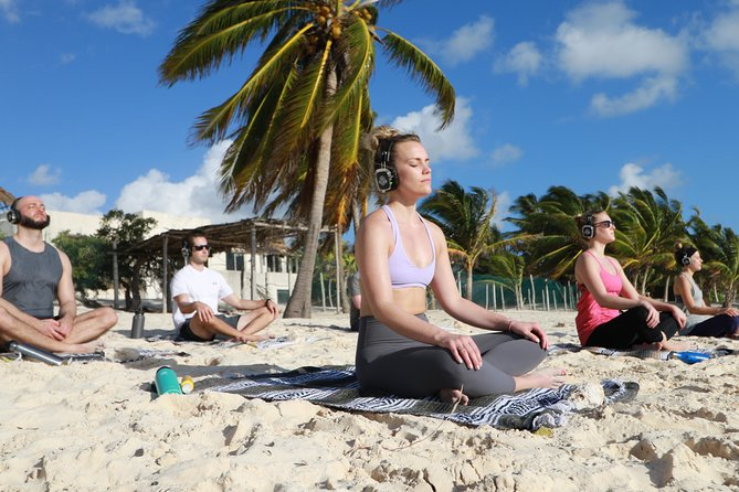 Audeo Yoga and live DJ Session in Nature photo 7