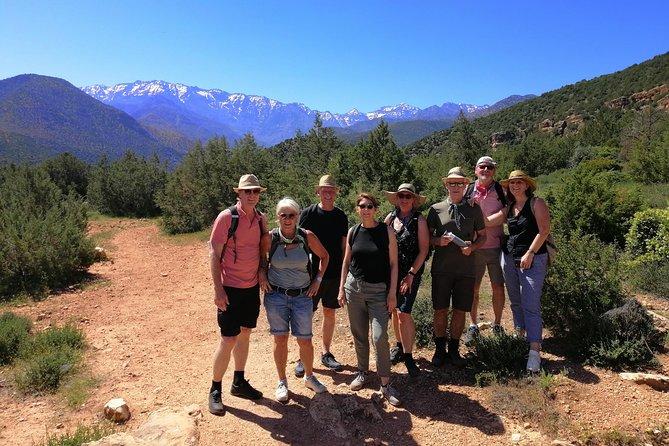 Atlas mountain day hike from Marrakech