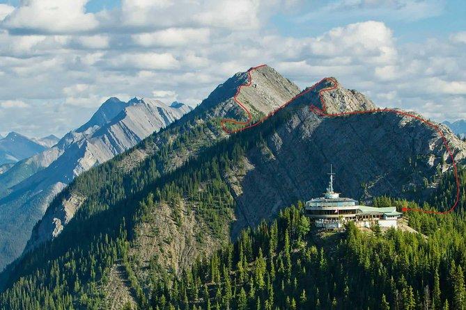 Sulphur Mountain Highline trek