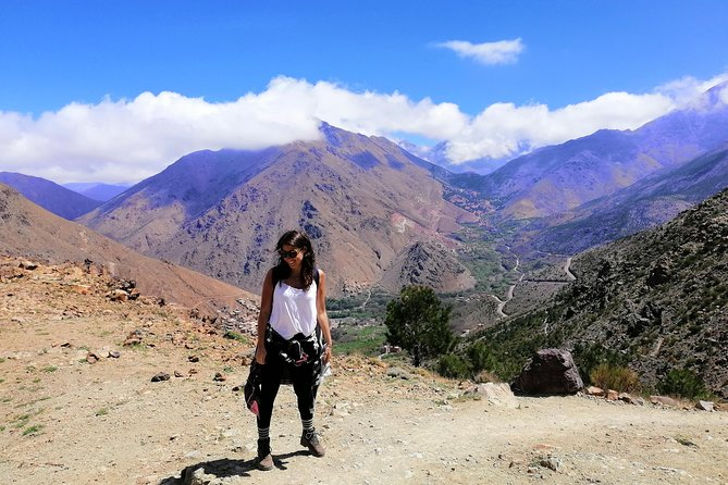 Full-Day shared Atlas Mountains and Berber Villages day tour from Marrakech