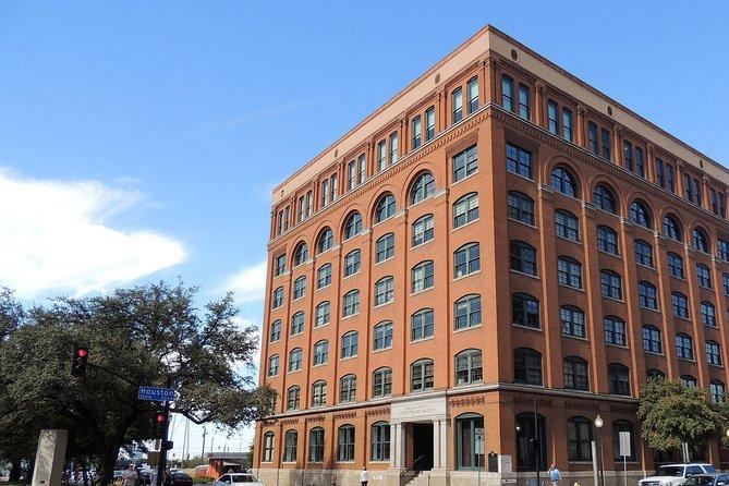 Dallas JFK Historical Plaza Walking Tour