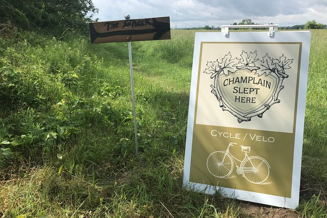 Champlain Slept Here Culinary Cycling Tour