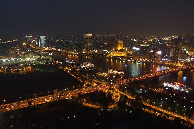 Cairo tour at night