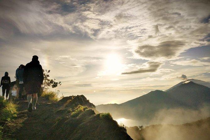 Mount Batur Day Trekking & Hot Spring