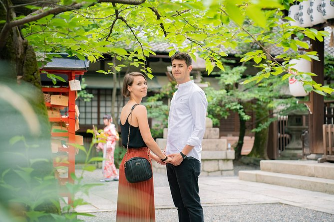 Beautiful Photography Tour in Kyoto