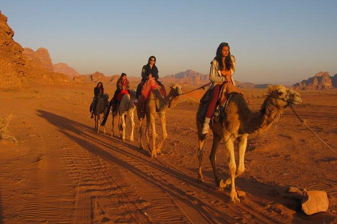 Petra, Wadi Rum, Dead Sea 4 Days 3 nights