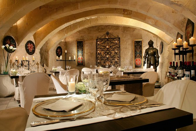 The Other Malta guided tour: Palazzo Parisio & wine cellars at a leading winery, Mellieha, MALTA