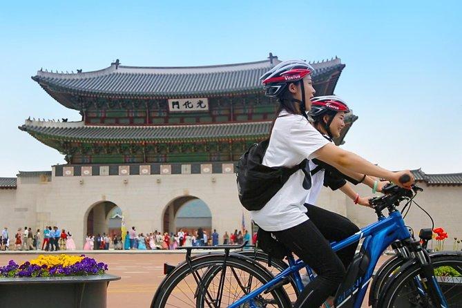 Full-day Panoramic Seoul E-Bike Tour