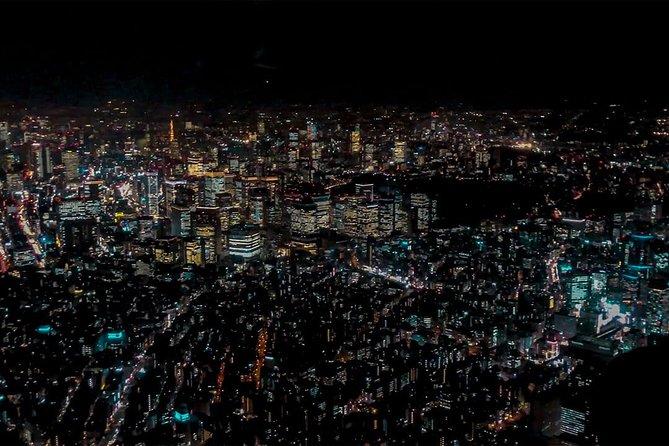 [33 Minutes] Tokyo Tour: Glamourous Tokyo Night City Tour