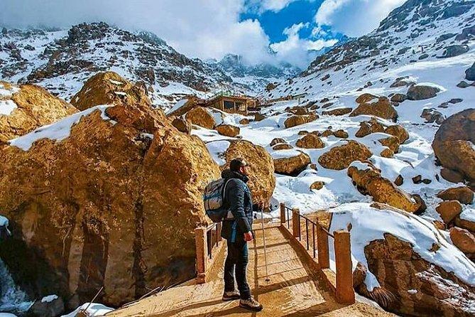 MOUNT TOUBKAL 2 Day trekking from Marrakech