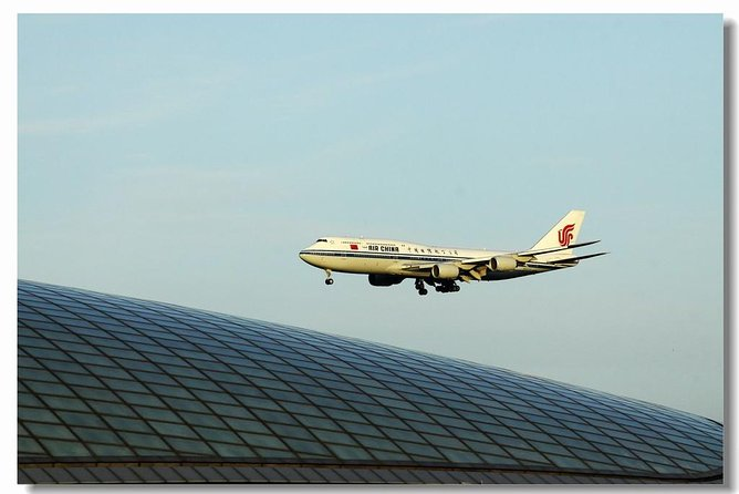 Private Transfer to Tianjin Downtwon from Beijing Capital Airport