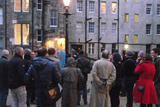 Edinburgh Literary Pub Tour photo 11