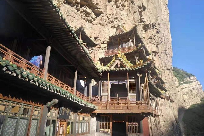 2-Day Unlimited Datong and Pingyao Trip from Beijing by both Air and Bullet Train
