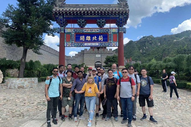 Beijing Private Day Tour: Great Wall at Huangyaguan Section