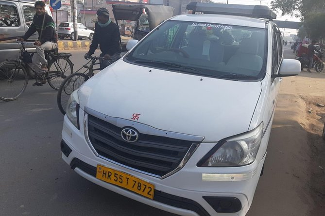 Private Transfer Delhi To Chandigarh