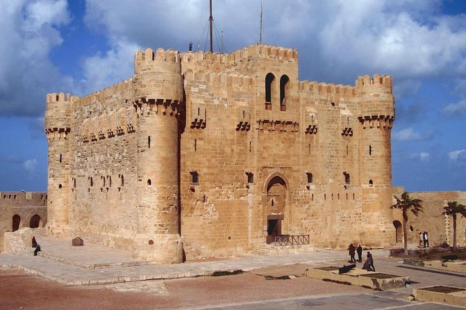 Private Full Day Trip to Alexandria Sightseeing
