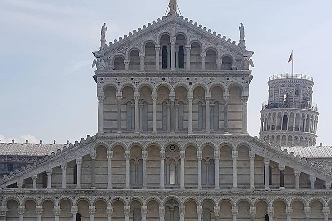 Pisa and Florence Full Day Tour
