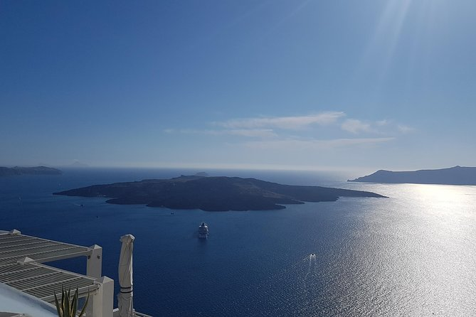 Santorini 5 hours tour