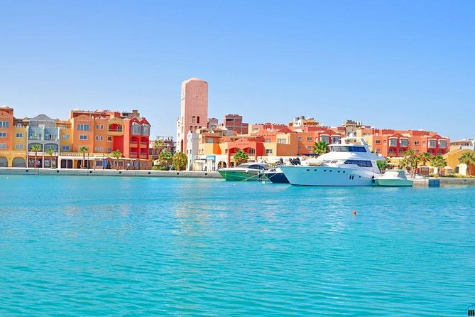 Hurghada VIP City Tour With Sea Food Lunch