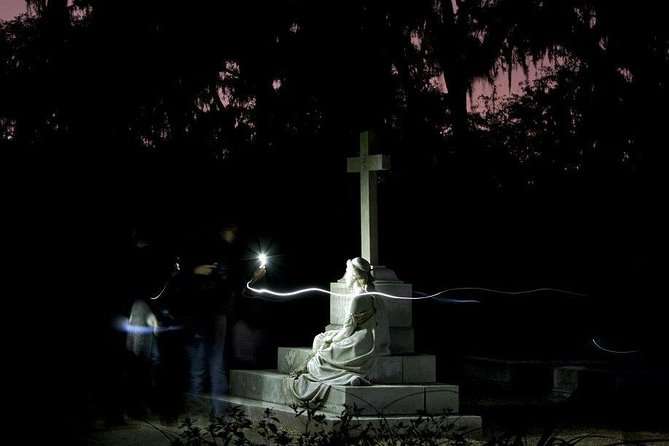 Bonaventure Cemetery After Hours Tour photo 9