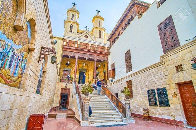 Islamic & Coptic Cairo Trip- Hurghada