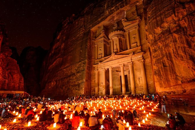 Private Full-Day Trip To Petra And Wadi Rum