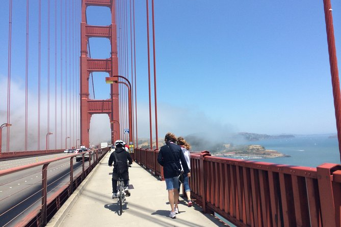 Half Day San Francisco Bike Rental For The Golden Gate Bridge (3-Hour)