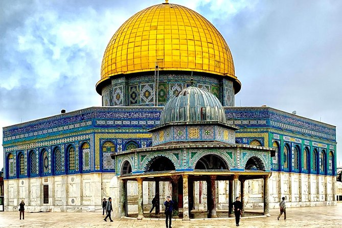 "Jerusalem: The Center of the Universe - Walk the ""Holy City"" with GaryTheGuide"