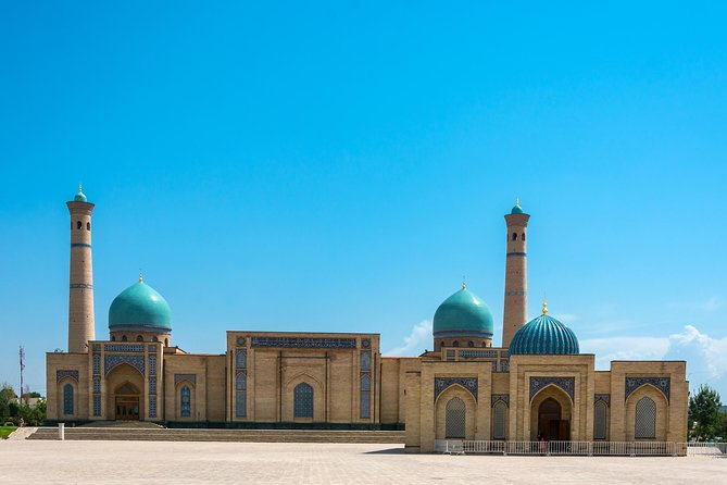 Hast Imam Complex, Tashkent