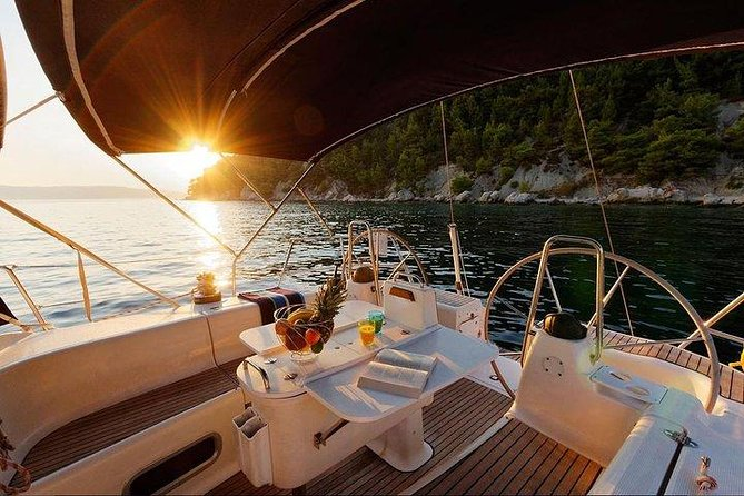 HVAR TO PAKLENI ISLANDS PRIVATE SAIL YACHT TOUR - Per group (up to 10)!!!