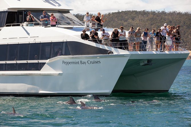 The Peppermint Bay Lunch Cruise from Hobart